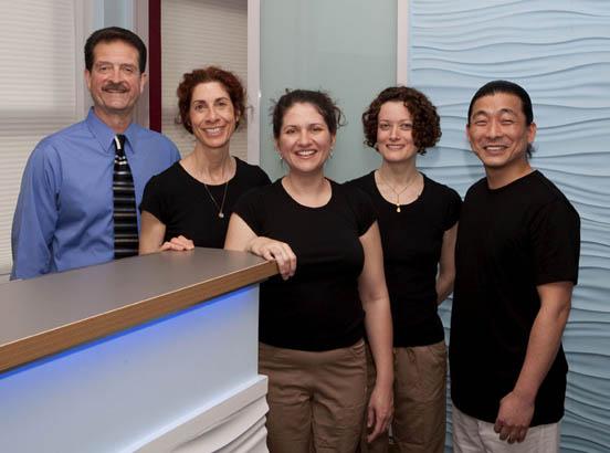 safko-NYC-chiropractic-and-massage-office_staff
